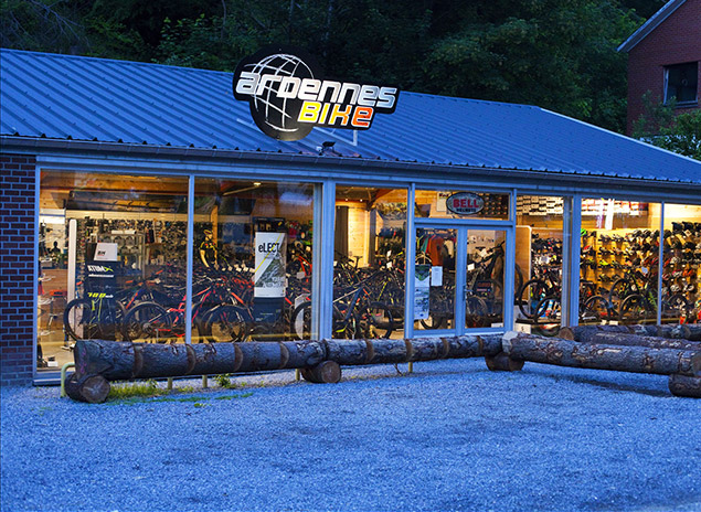 Photo du magasin Ardennes Bike